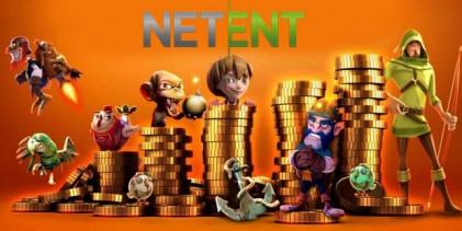 NetEnt ще прави казино игри за PokerStars