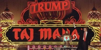 """Казиното на Тръмп """"Taj Mahal"""" затвори врати"""